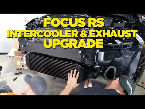 FOCUS RS - Preparing for BOOST! (Stage 1,000,000 MODS)