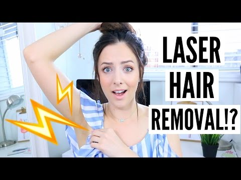Laser Hair Removal First Impression! | Does Laser Hair Removal Hurt?