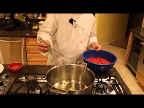 How to make Marinara Sauce with Gino Barbaro