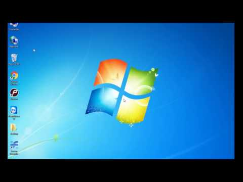 How to setup qhmpl Thin client in windows 7