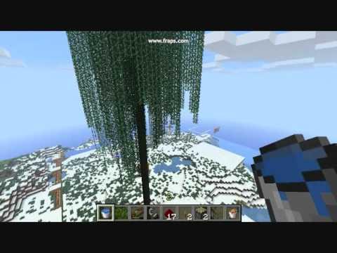 Minecraft - Vines Timelapse