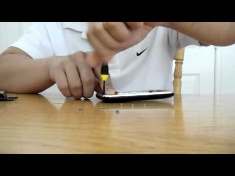iPhone 3GS Lower Dock Replacement How-To