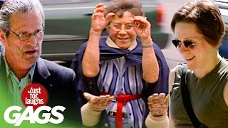 Best of Reality Defying Pranks Vol. 6 | Just For Laughs Compilation