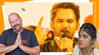 Vaadi Pulla Vaadi Song | Hiphop Tamizha | Meesaya Murukku Songs | REACTION