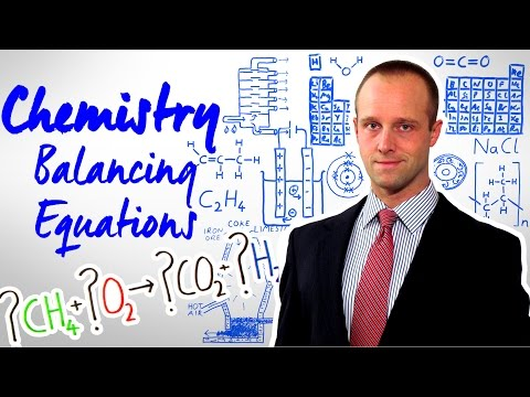 Balancing Equations - Chemistry - Science - Top Grade Top Up for GCSE and IGCSE