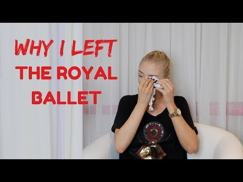 WHY I LEFT THE ROYAL BALLET + MY JOURNEY
