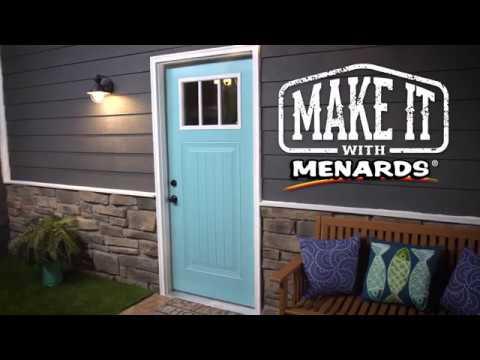Entry Door Color Pop - Make It With Menards