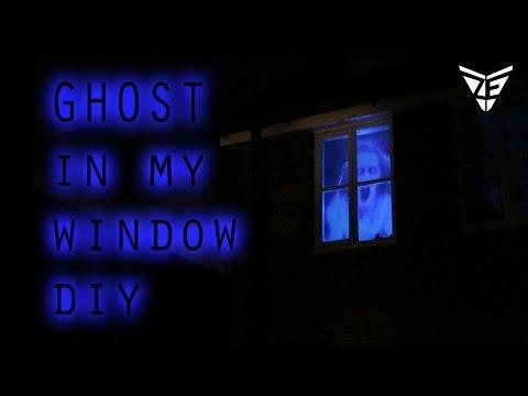 Halloween Ghost Hologram Projection DIY