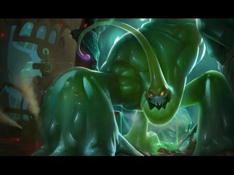 League of Legends - Diamond Zac