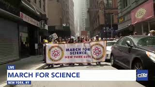 Download March for Science 2019 Video