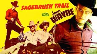 Sagebrush Trail (1933) John Wayne Western Full Length Movie