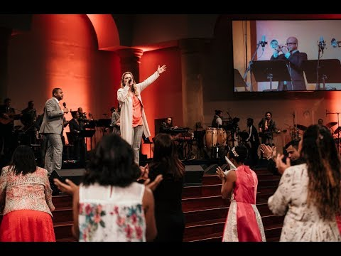 Rest Upon Us (live) - New Wine | King Jesus Ministry