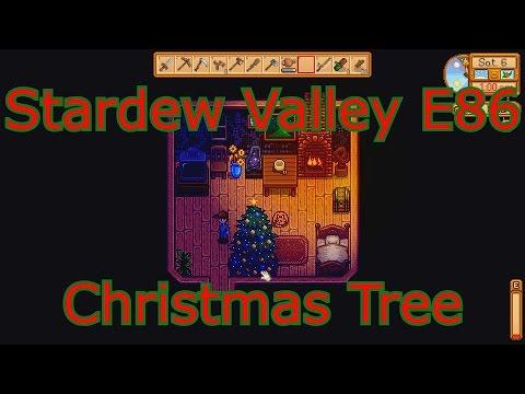 Stardew Valley E86: Christmas Tree