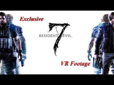 Resident Evil 7 VR Demo Mini PS4 Comic Con 2K16!