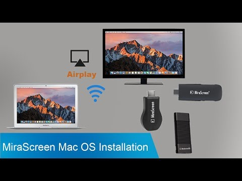 How to use AirPlay Mirroring for Mac OSX