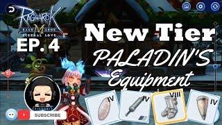 Ragnarok Mobile : Paladin WOE Build PART 1 | Music Jinni