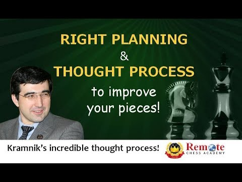 Right Planning & Thought Process to Improve Your Pieces
