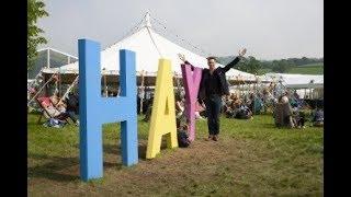 Live at the Hay Festival - BBC Click