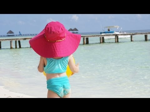 How to Use Sunscreen on a Baby | Baby Development
