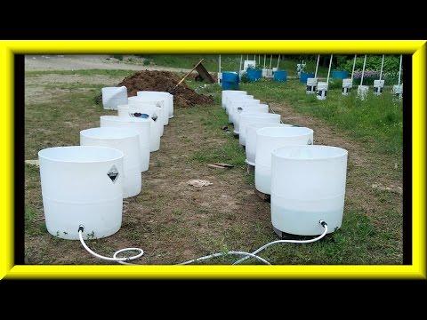 How To Make A Global Barrel Part I