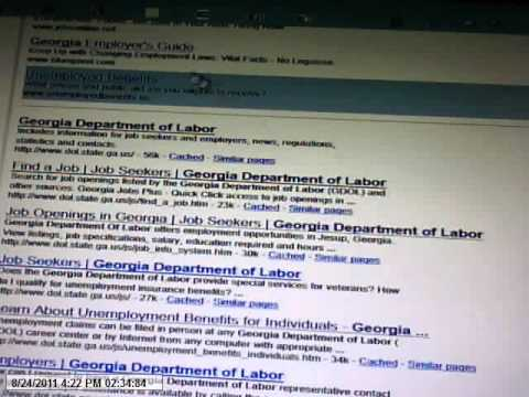 JOB HUNTING TIPS FOR CONVICTED FELONS PART ONE.wmv