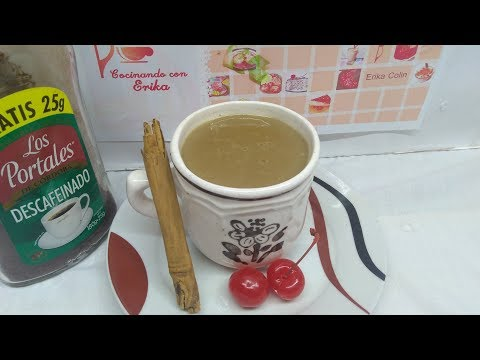 ATOLE DE CAFE, ECONOMICO Y FACIL