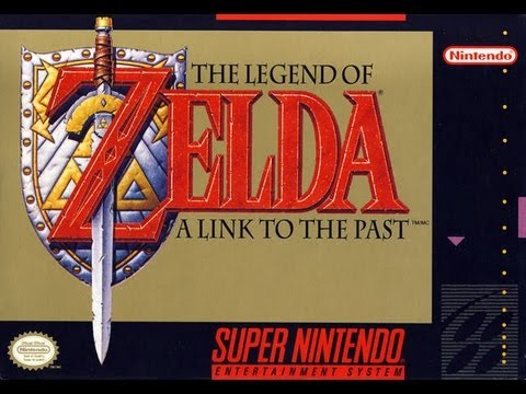 The Legend of Zelda: A Link to the Past Video Walkthrough