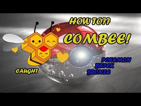 COMBEE? HOW TO CATCH POKEMON BRICK BRONZE