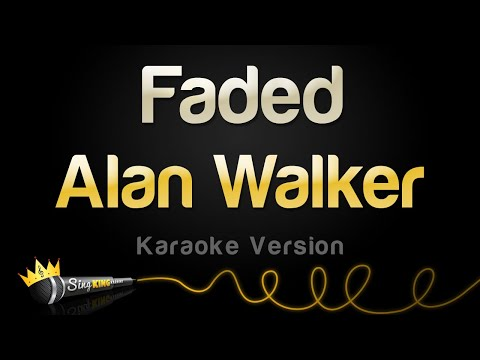 Alan Walker - Faded (Karaoke Version)