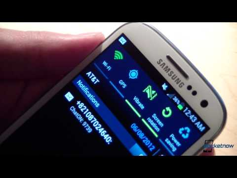 How to Maximize Battery Life on the Samsung Galaxy S III