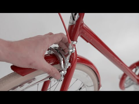 How to install a handbrake - Veloretti