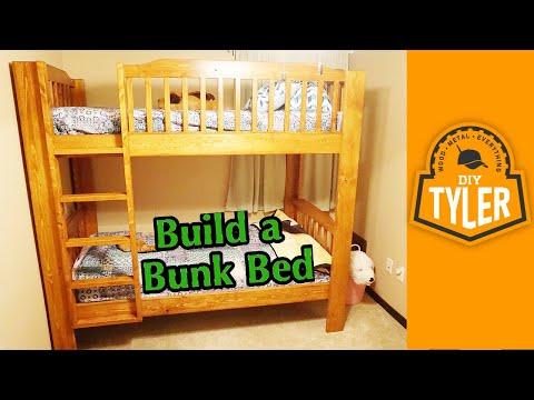 DIY Bunk Bed