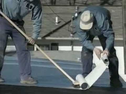 Discount Peel and Seal Mobile Home Roof Repair | Roof Patch