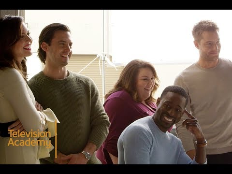 emmy magazine:  Under the Cover with This Is Us