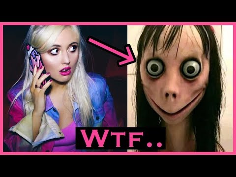 Xxx Mp4 CALLING MOMO The Truth About MOMO Scary Cursed Phone Number 3gp Sex
