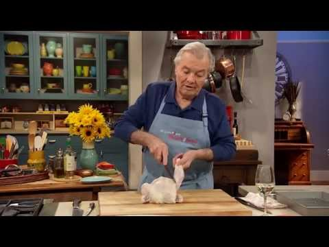 Jacques Pépin Techniques: How To Properly Cut Up A Whole Chicken For Cooking