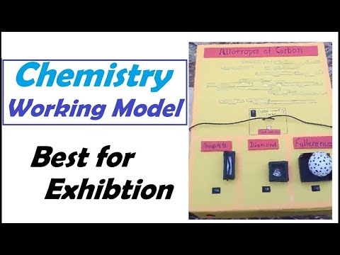 Chemistry best working model easy and cheap in less time