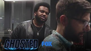 Leroy Thinks Max Is Too Close | Season 1 Ep. 10 | GHOSTED
