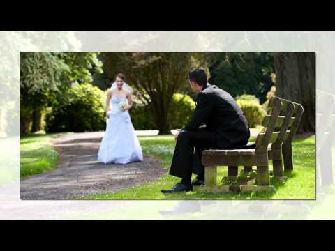 First wedding at Wexford Christian Community Church