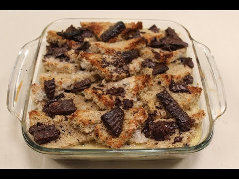 Banana Bread Pudding   Desert Recipes   Sanjeev Kapoor Khazana