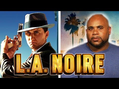Real Private Investigators Play L.A. Noire