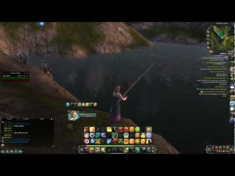 Rift - Fishing in Argent Glade