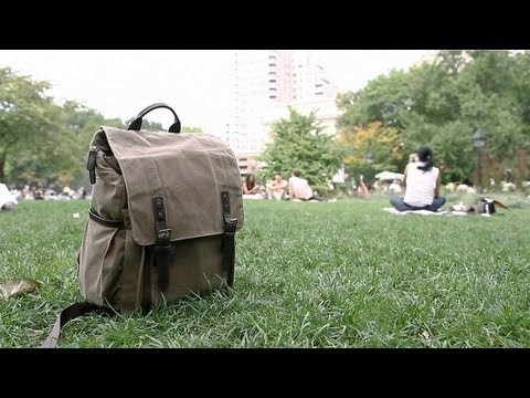 ONA Camps Bay Backpack | Laptop and Camera Bag REVIEW