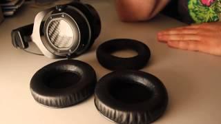 Velour Pads vs Leather Pads - Sound Differences - Beyerdynamic Custom One Pro