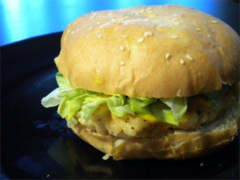 McDonalds Spicy Chicken Copycat Recipe