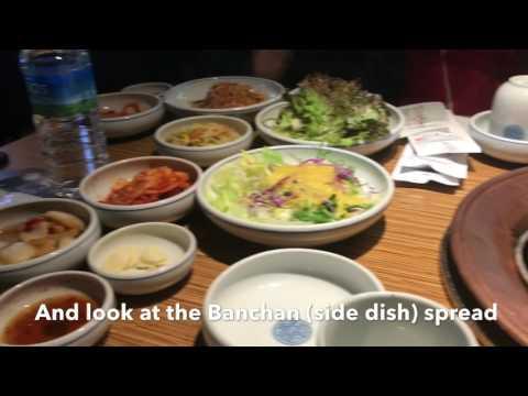 Wangbijib Korean BBQ in Myeongdong, Seoul