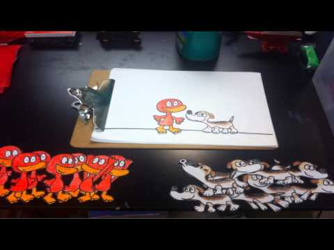 Animating with Stop Motion Studio (by Watchwaddle)