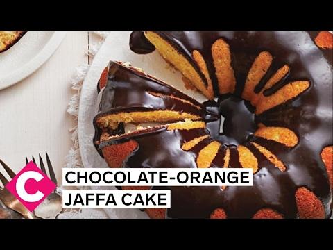 Chocolate-orange Jaffa cake   Weekend Baking