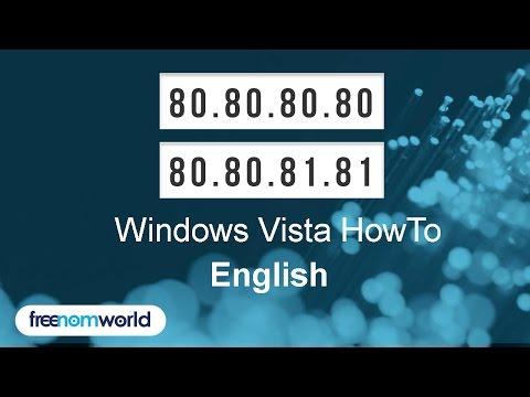 Freenom World Windows Vista HowTo (English)