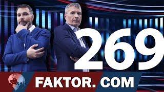 Faktor #269 Dom(ovinska) Liga  (lucija Šikovec UŠaj, Mag. Bernard BrŠČiČ)